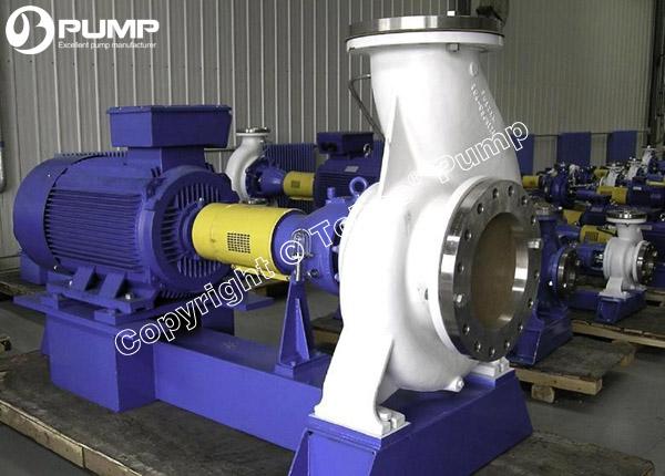 API610 OH1 Petrochemical Process Pumps
