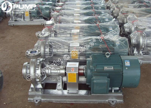 Centrifugal Hot Oil Pumps