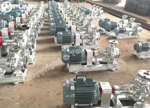 High Temperature Hot Oil Pumps