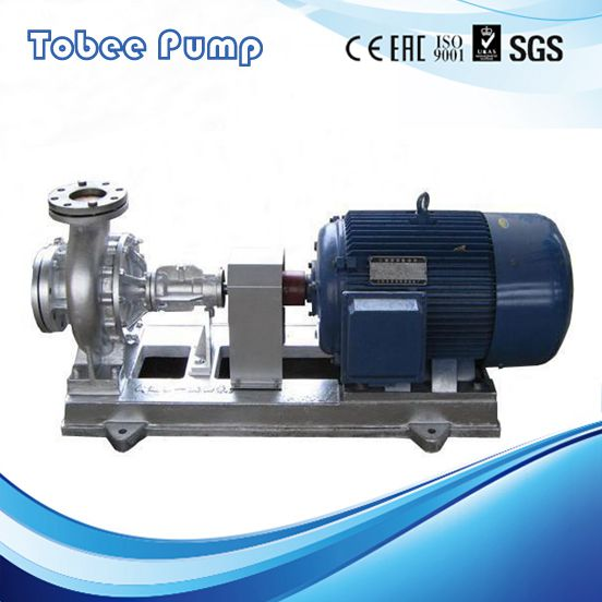 TRY Hot Oil Pump