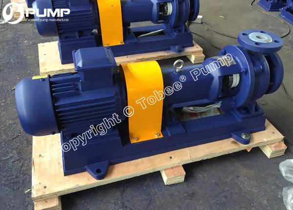 Chemical Fluoroplastic Pumps