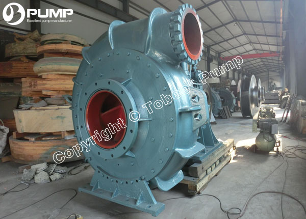 Tobee WN600 CSD Dredge Pump