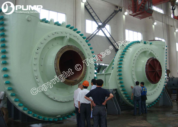 Tobee WN1000 Large Dredging Pump