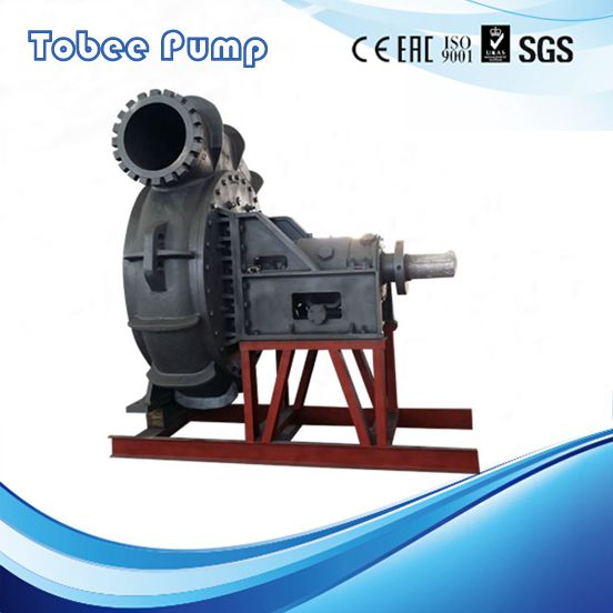 Submerged Dredge Pump