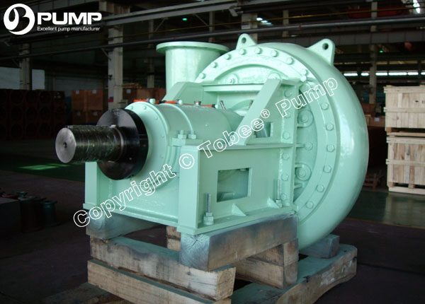 Tobee WND Submerged Dredge Pumps
