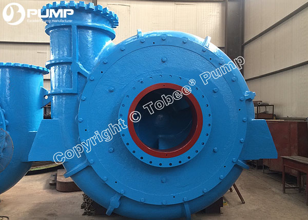 Tobee Dredge Pumps with Gear Box