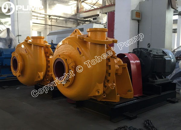 Tobee 6x4 Tunnel Gravel Pumps