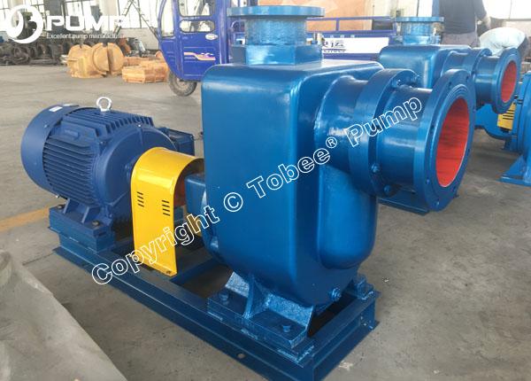 Tobee Self-priming Sewage Pumps