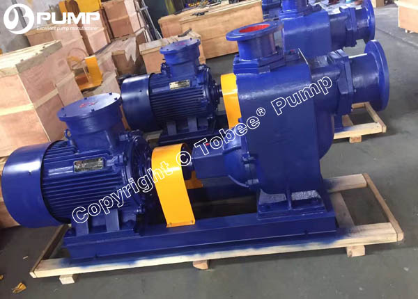 Sewage Self-priming pumps