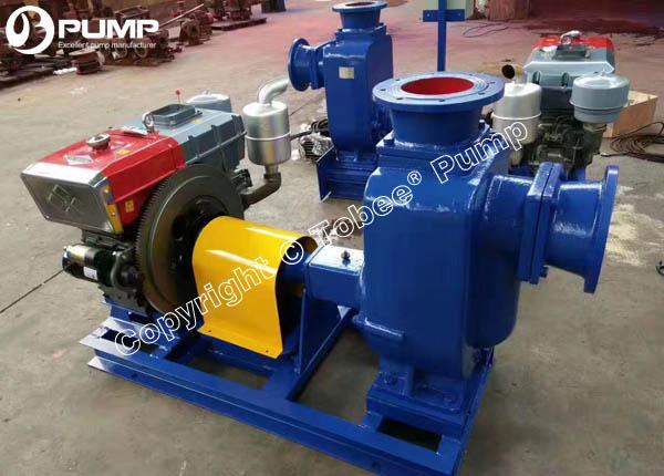 Potable Self-priming Sewage Pump