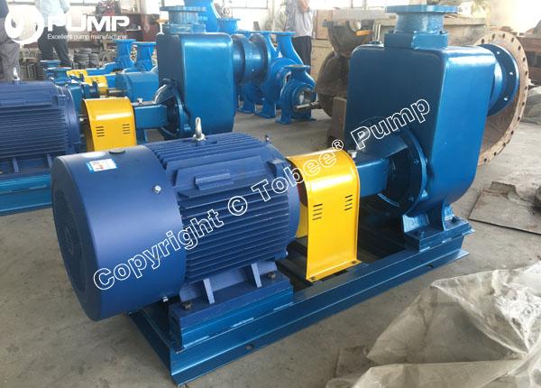 Electric Motor Sewage Pump
