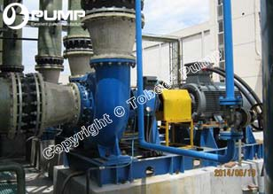 Gypsum Slurry Circulation Project