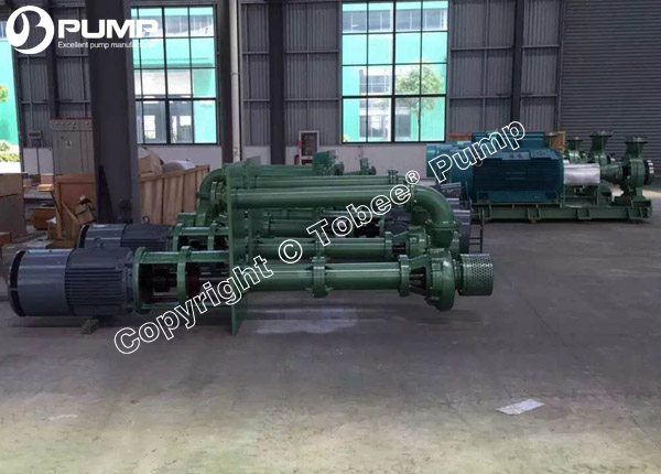 High Temperature Sulfuric Acid Pump