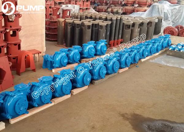 China Small Slurry Pump