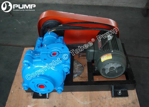 Tobee TH1.5x1B Small Slurry Pump