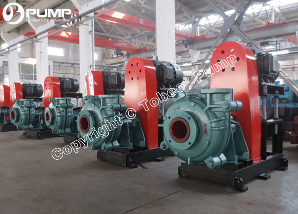 Tobee TH6x4 Coal Slurry Pump