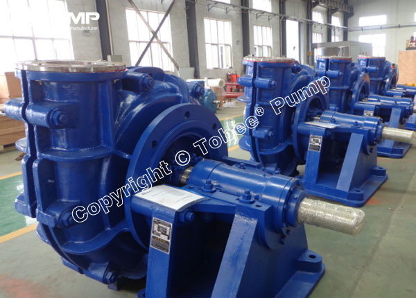 12x10 Sand Slurry Pump China