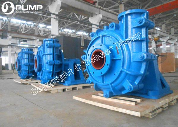 Tobee TH14x12 Diesel Engine Slurry Pump