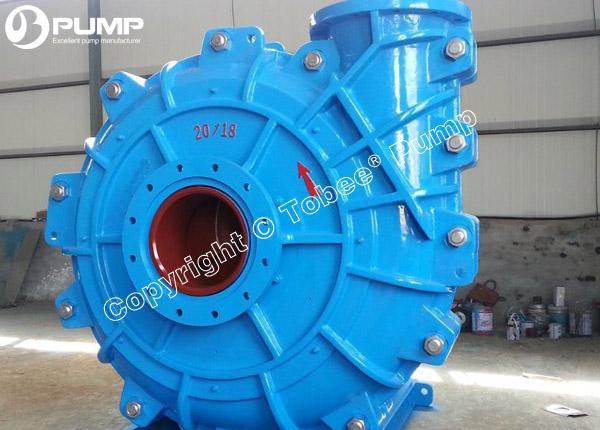 Warman 20x18TU-AH Slurry Pump