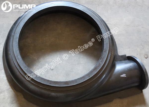 Slurry Pump Rubber Cover Plate Liner