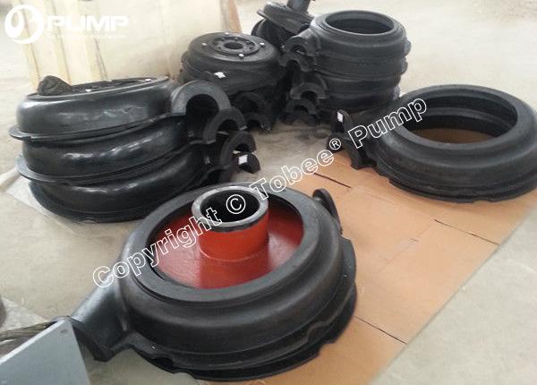 Warman Pump Rubber Parts