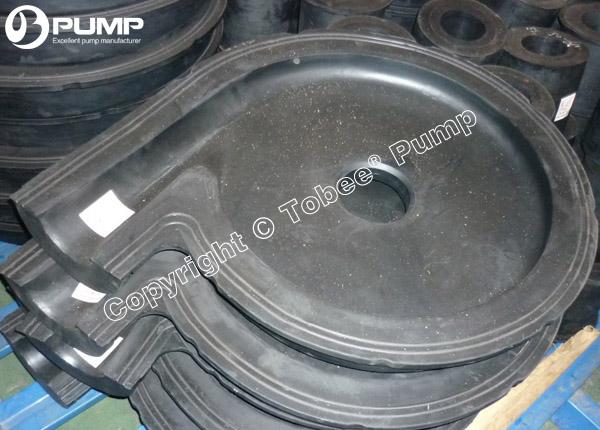 Slurry Pump Rubber Frame Plate Liner