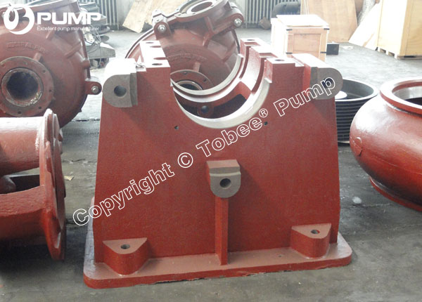 Warman Pump Frame
