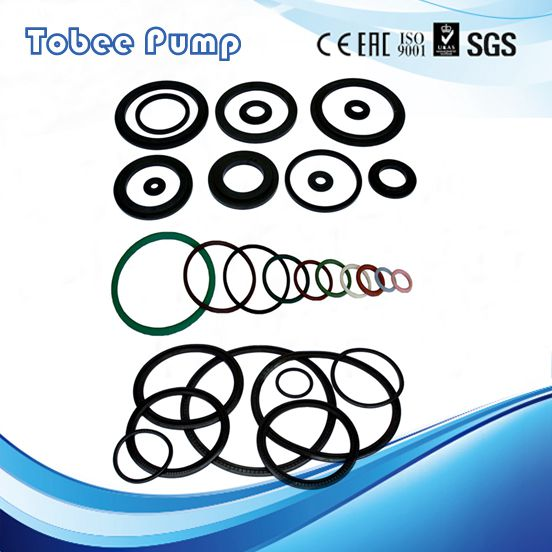 Slurry Pump Rubber Seals