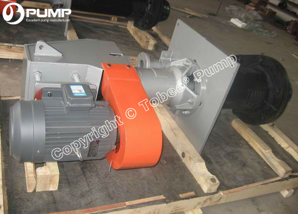 65QV-SPR Rubber Lined Pump