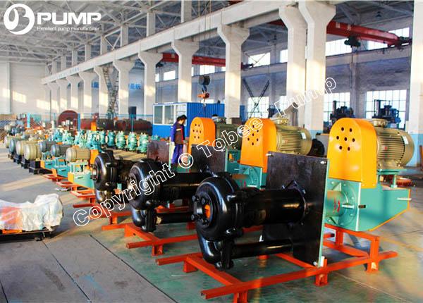 150SV-SPR Ruber Lined Pump