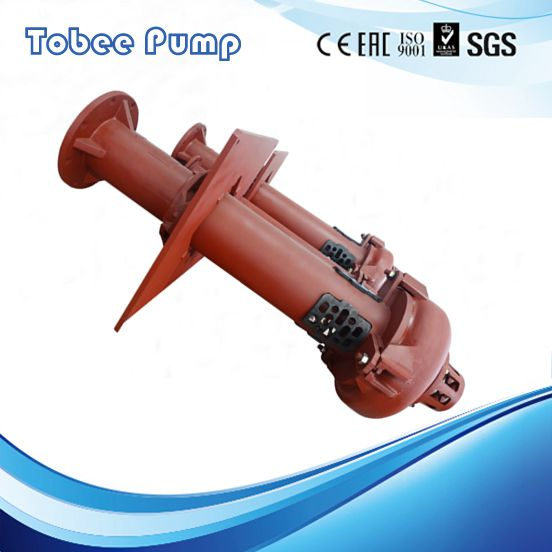 TP200SV Submerged Slurry Pump