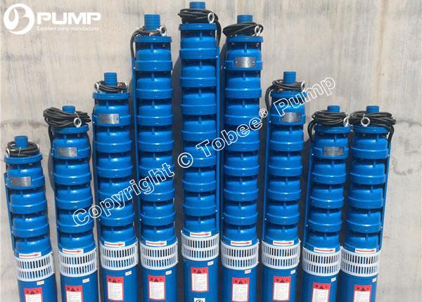 Submersible Borehole Pump