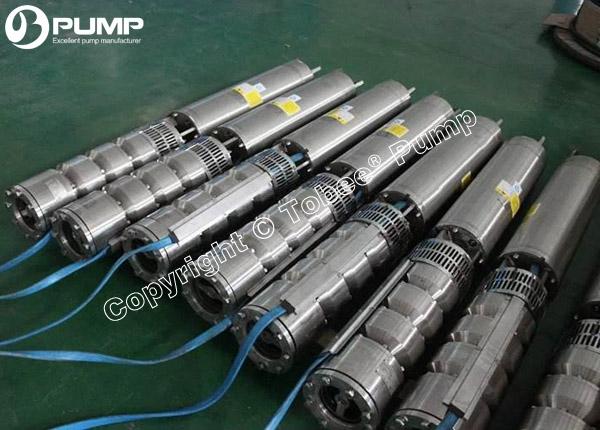SS316L Deep Well Water Pump