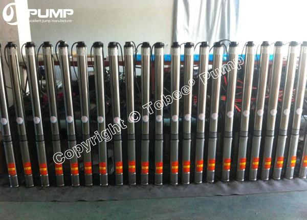 Stainless Steel Deep Well Pump