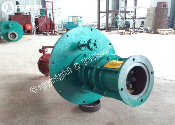 Submerged Sulfur Transfer Pump