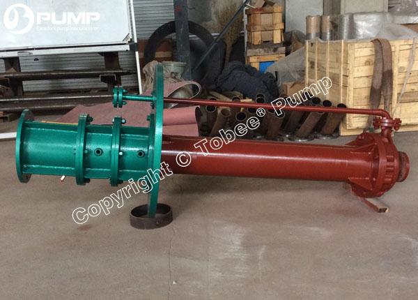 Tobee Vertical Molten Sulfur Pump