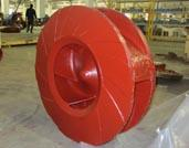 Centrifugal Slurry Pump Impeller