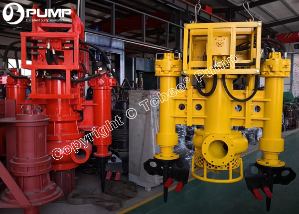 Dragflow Hydraulic Dredge Pump