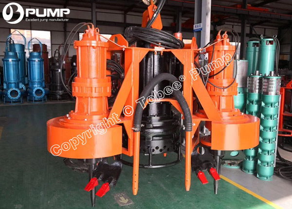 Submersible Gravel Pump with Agitator