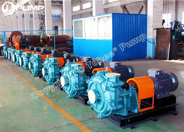 Copper Mining Slurry Pump