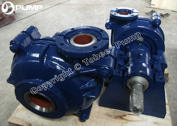 TH 3x2C Mining Slurry Pump
