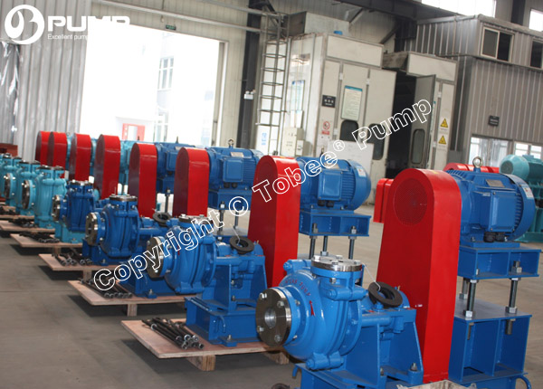 Warman 3x2C-AH Slurry Pump
