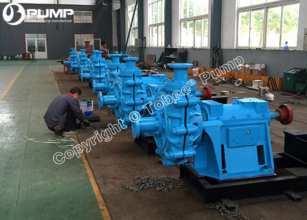 China Mine Tailings Pump
