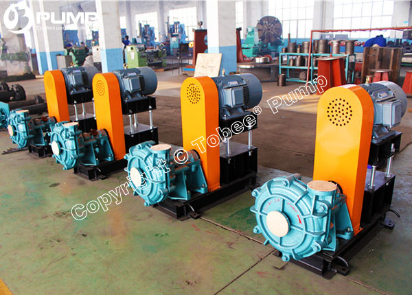 Warman Equivalent Slurry Pumps