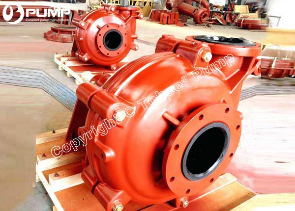China Horizontal Slurry Pumps