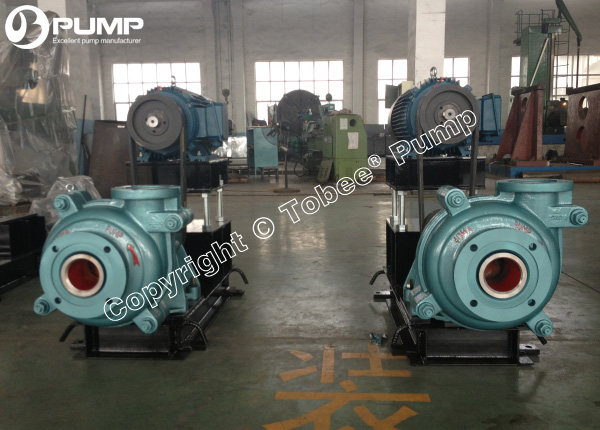 High Speed Slurry Pumps