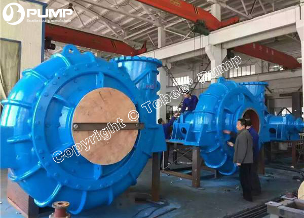 High Pressure Dredge Pump