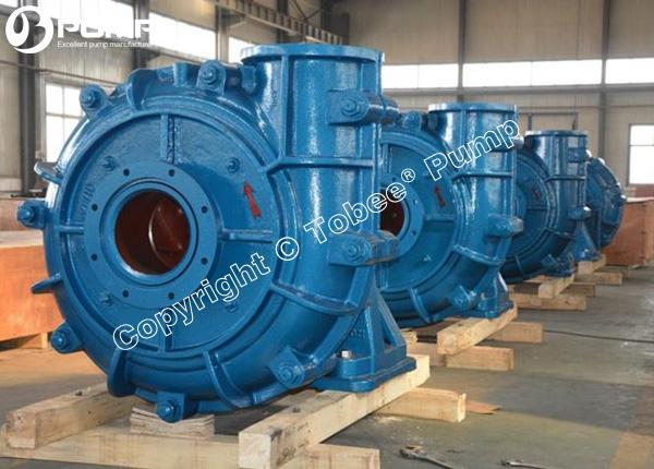 China Large Slurry Pumps