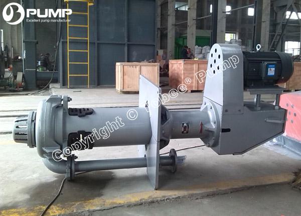 Belt Driven Vertical Slurry Pump