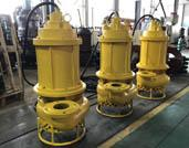 Hydroman™ Electric Submersible Slurry Agitator Pumps Headed to Netherlands